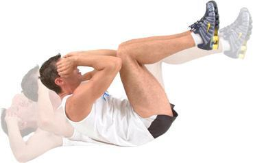 Exercices abdominaux pour hommes